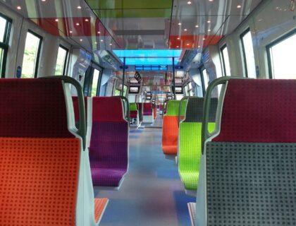 Internal Chair Modern Travel Bin Transport