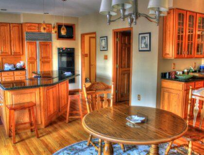 Kitchen Rooms House Interior Design